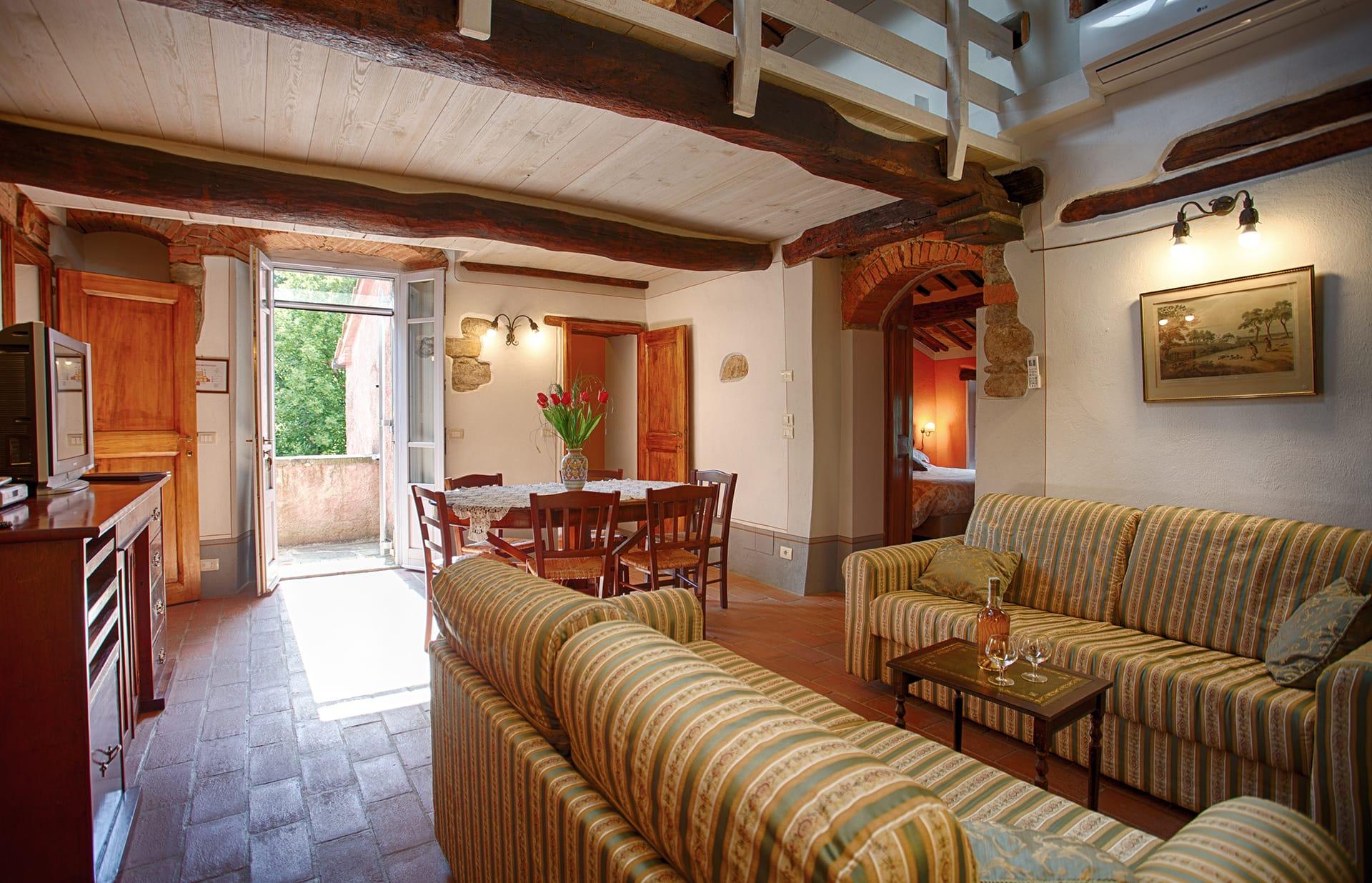 Borgo Gaggioleto – Casa Rosa 2