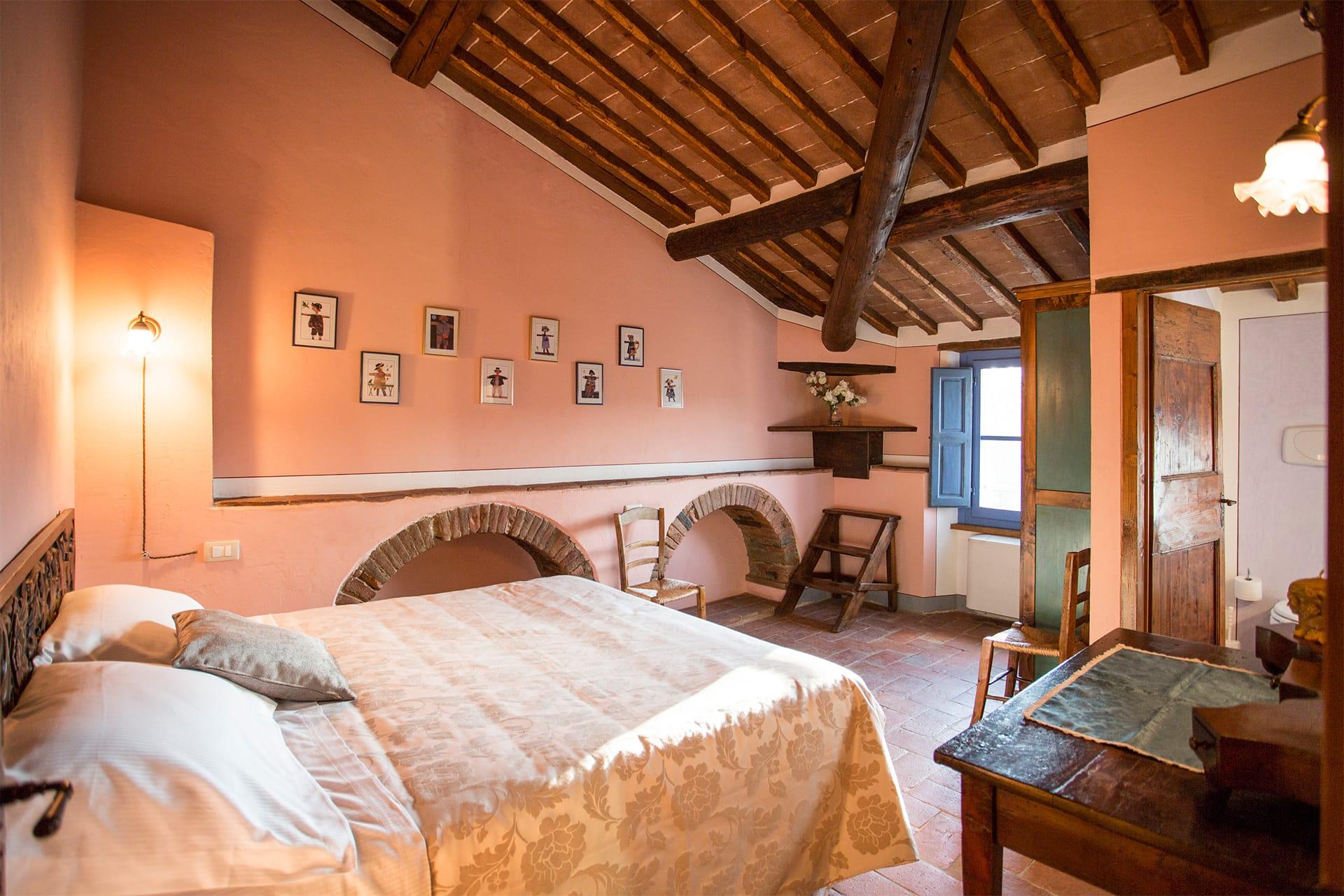 Casali in Val di Chio, Agriturismo in Toscana