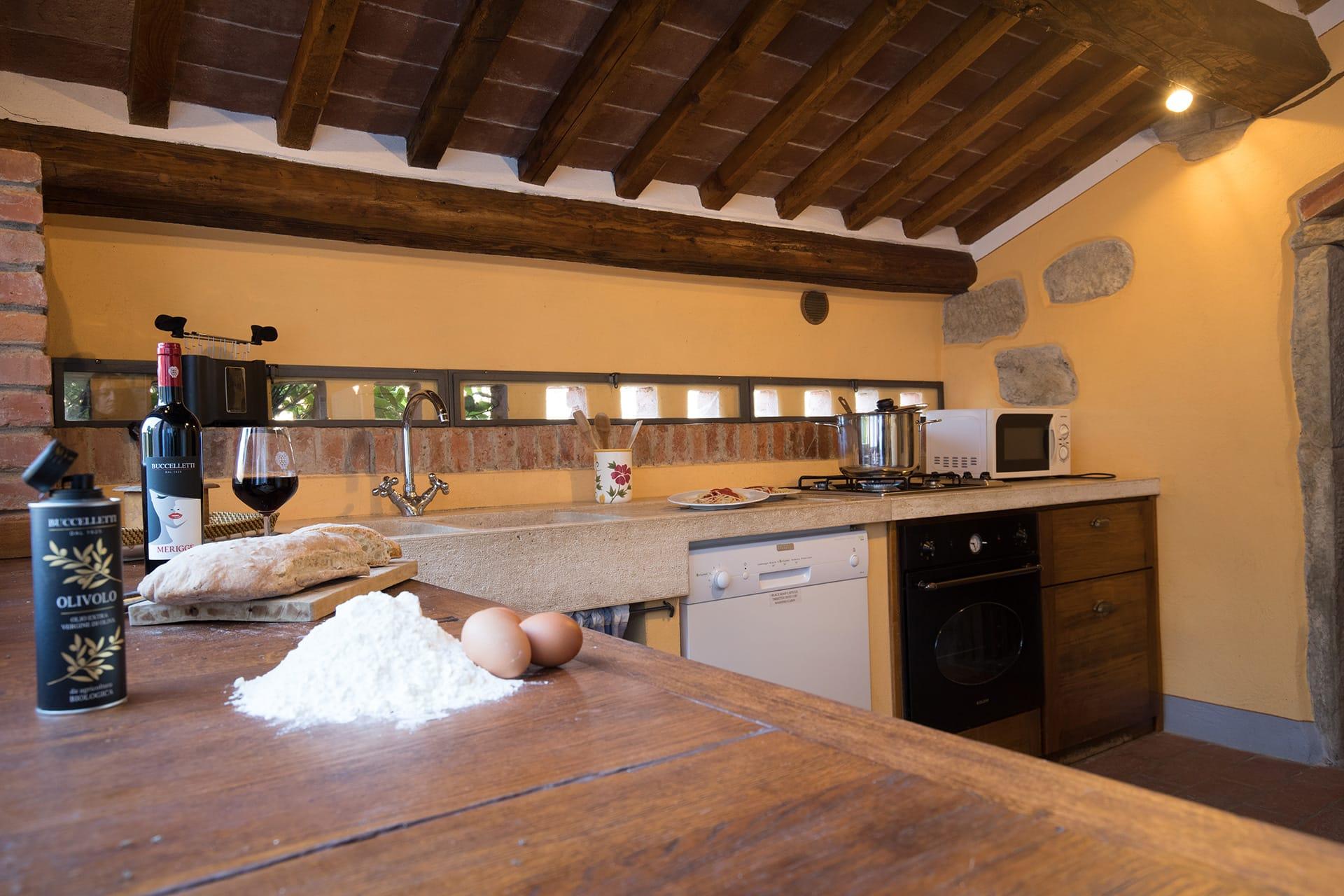 Borgo Gaggioleto | Casa Rosa 1