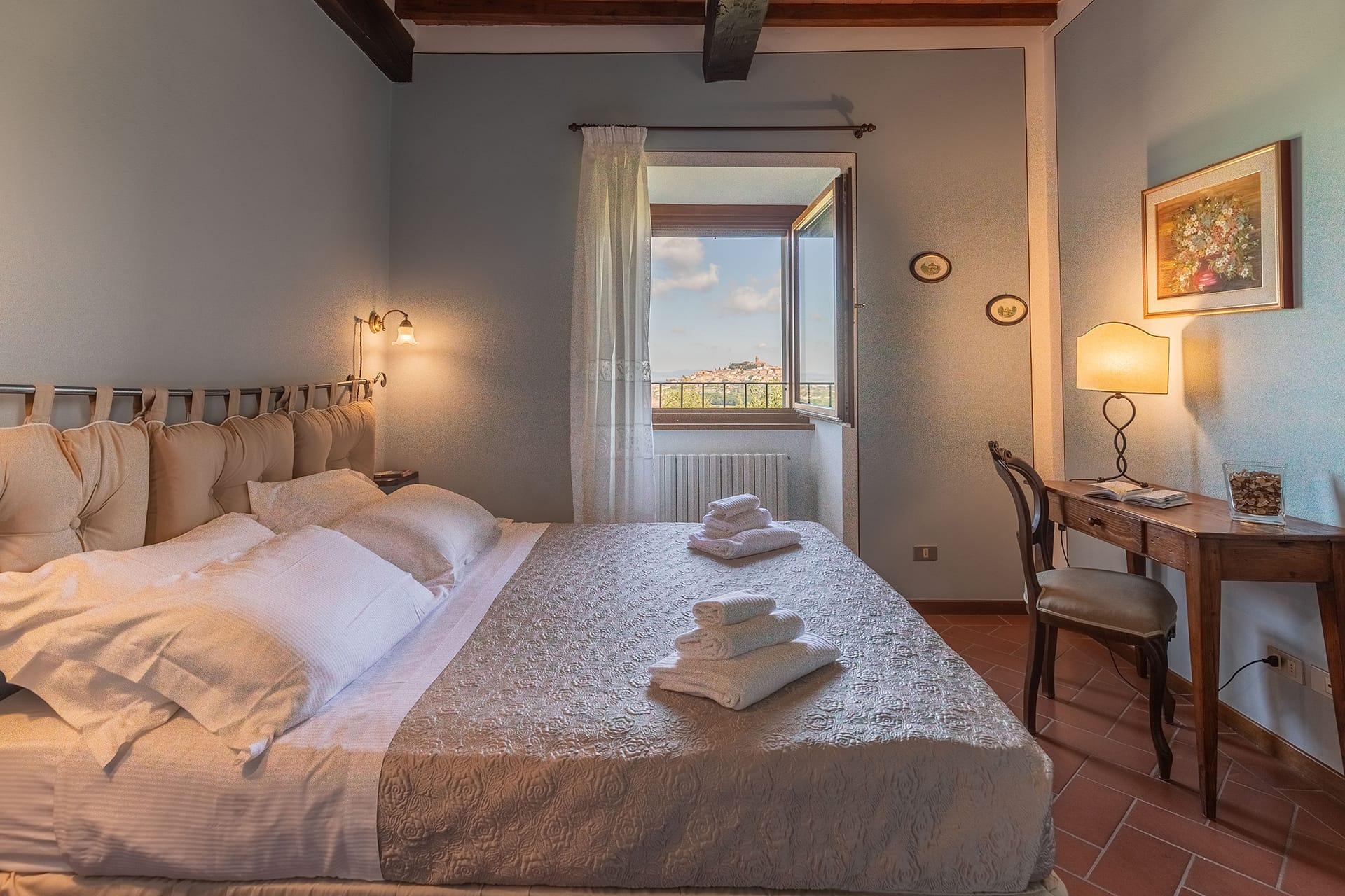 La Guardata, Villa con piscina privata a Castiglion Fiorentino, Toscana