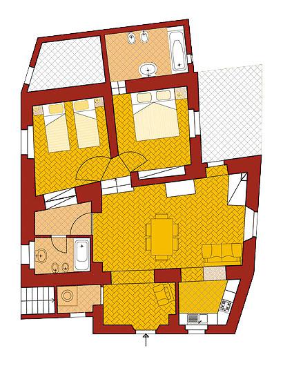 Casa Fufigna 1