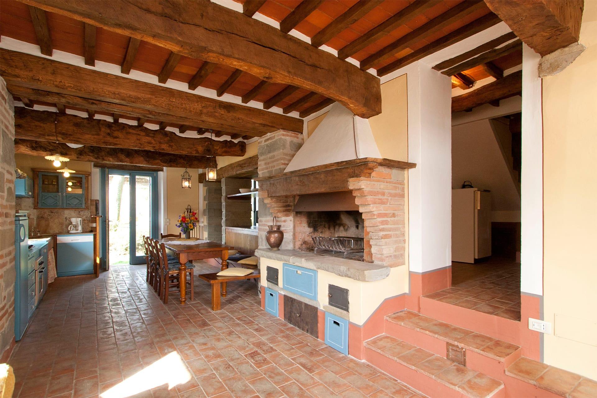 Casali in Val di Chio | San Martino