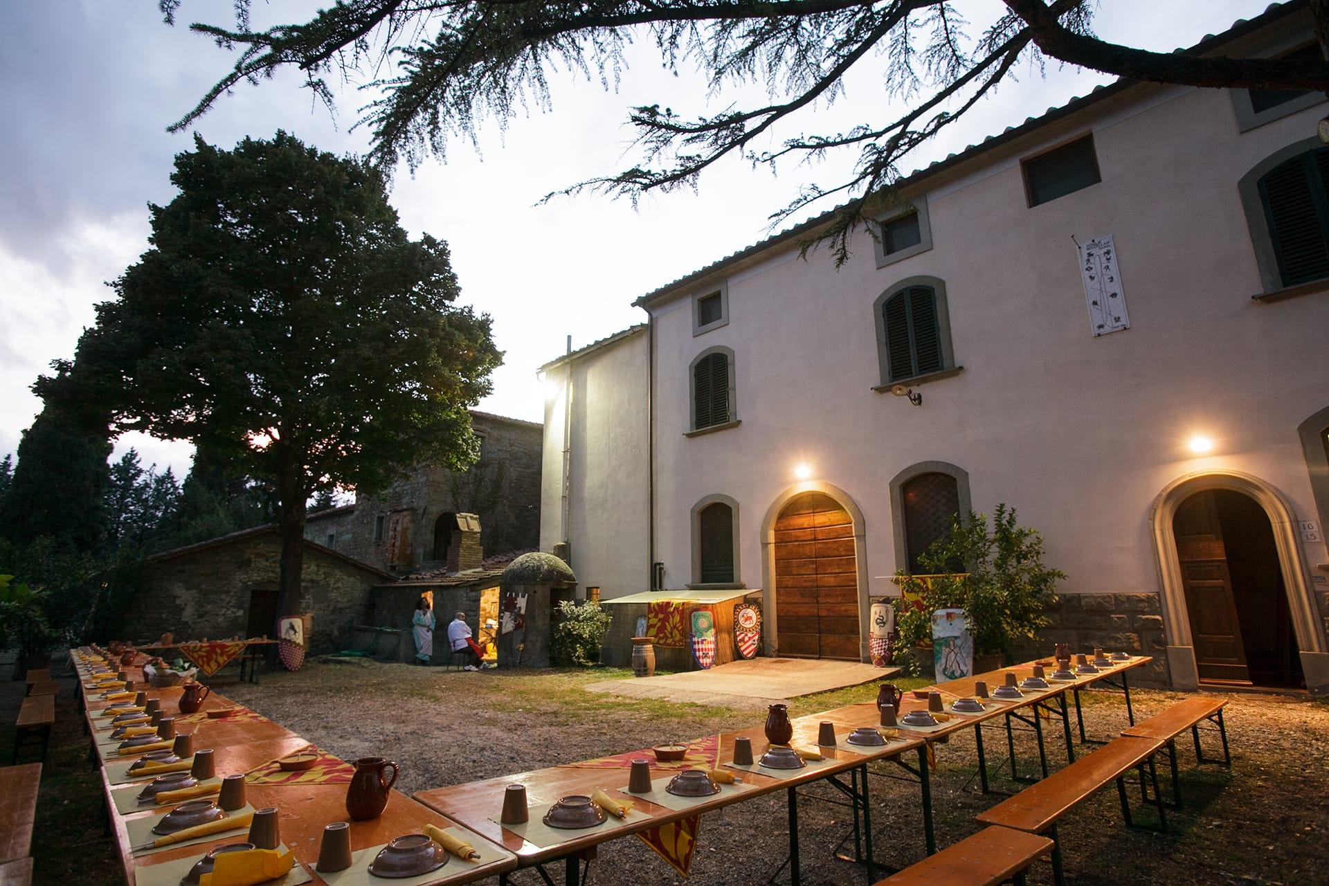 Wedding Location in Castiglion Fiorentino, Tuscany
