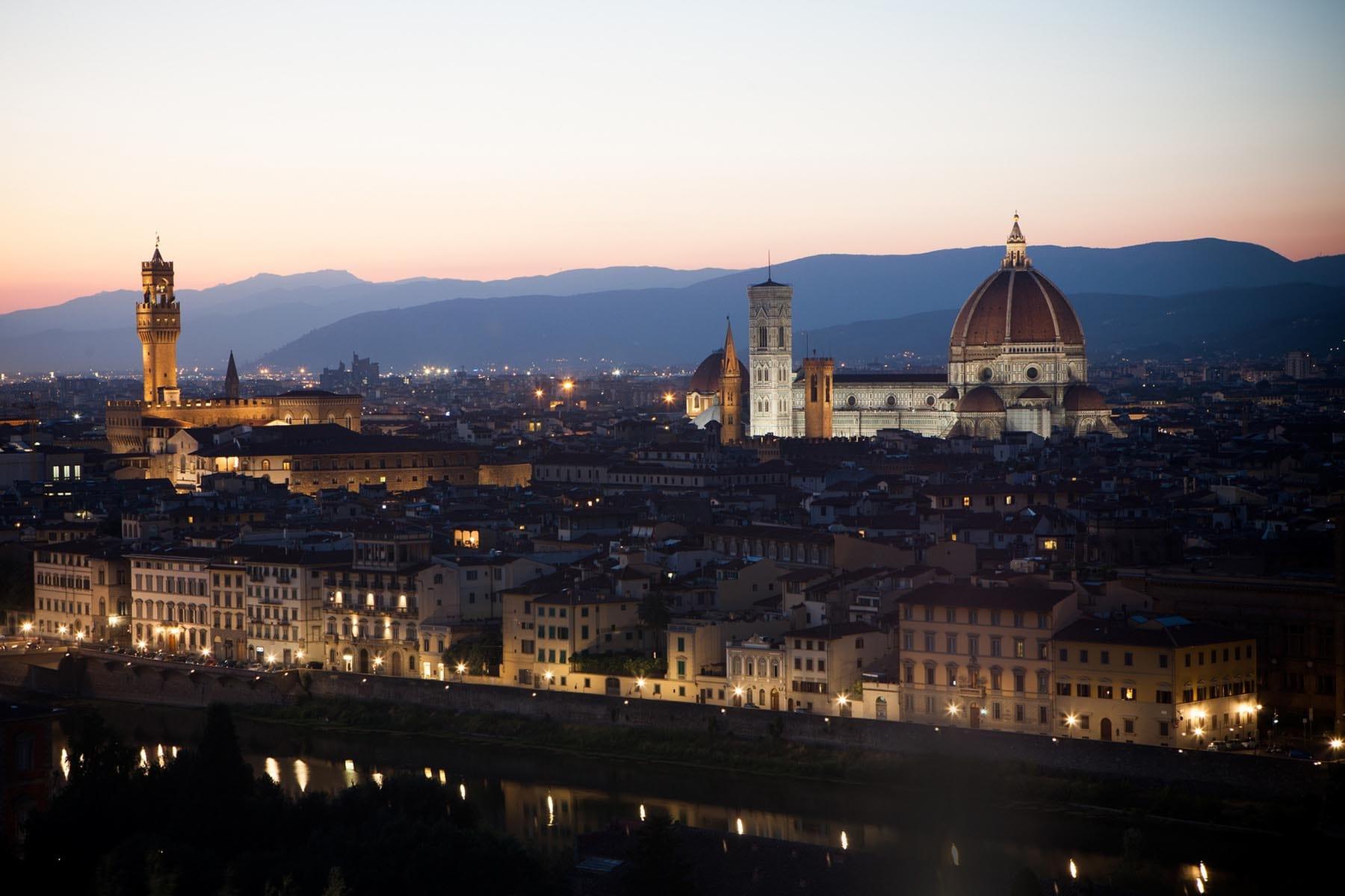 Territorio - Firenze, Toscana