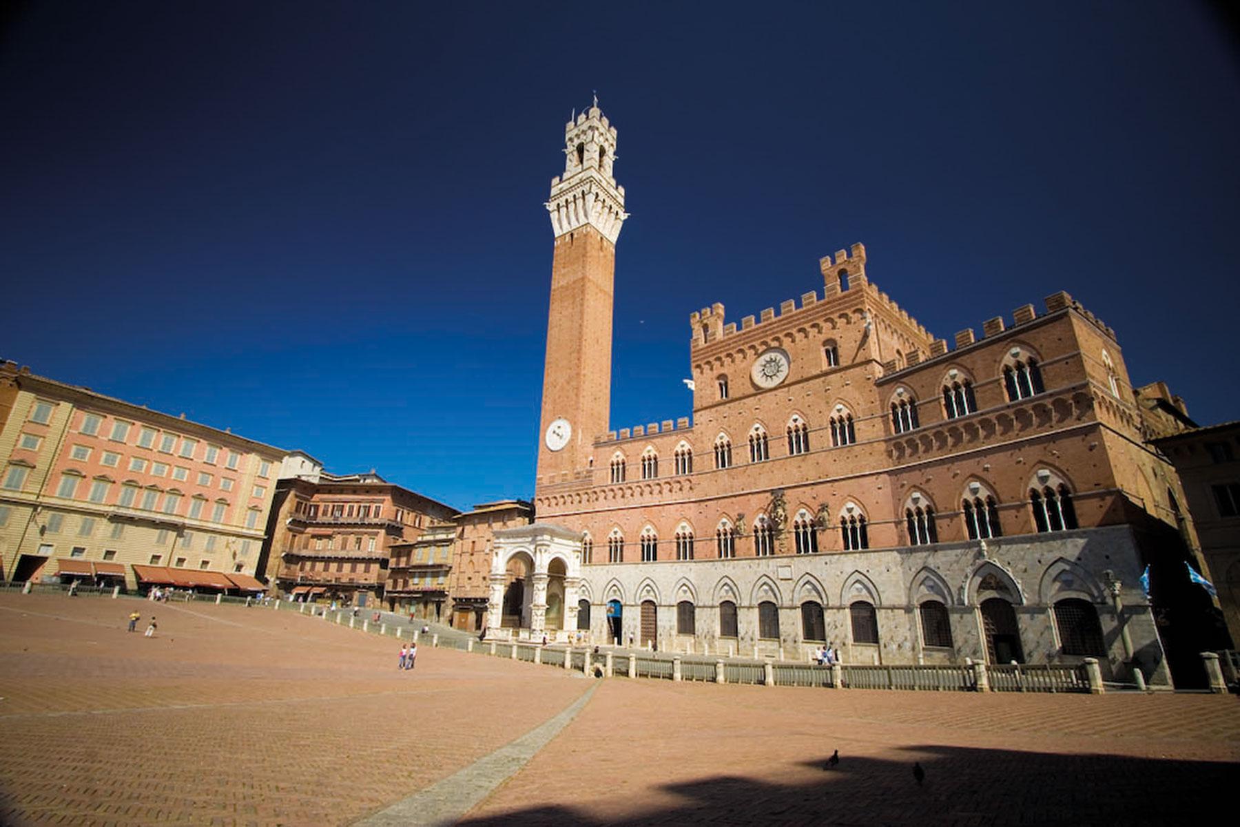 Territorio - Siena